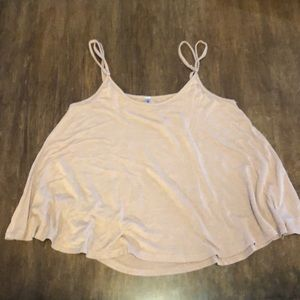 Tops - EUC SMALL FLOWY TANK WORN ONCE NO FLAWS